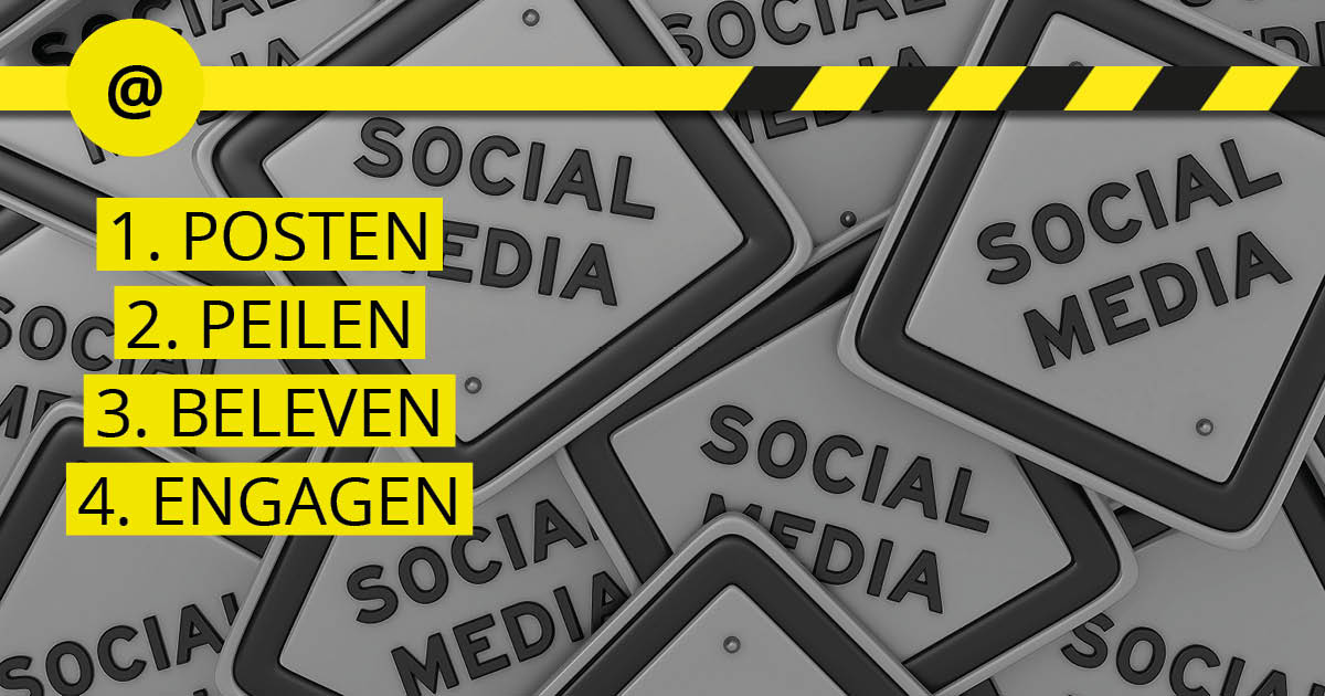 Social media en 25 interactiemogelijkheden